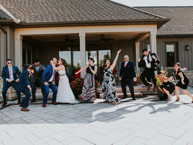 Joel and Alex's wedding in Puslinch, Ontario 7