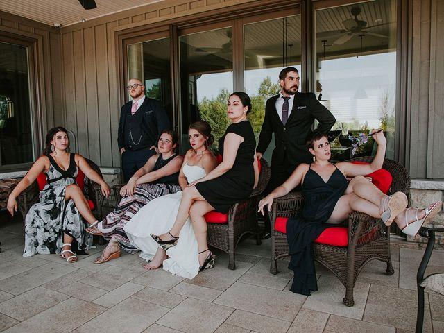 Joel and Alex's wedding in Puslinch, Ontario 8