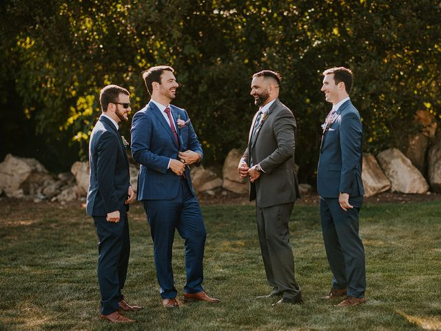 Joel and Alex's wedding in Puslinch, Ontario 10