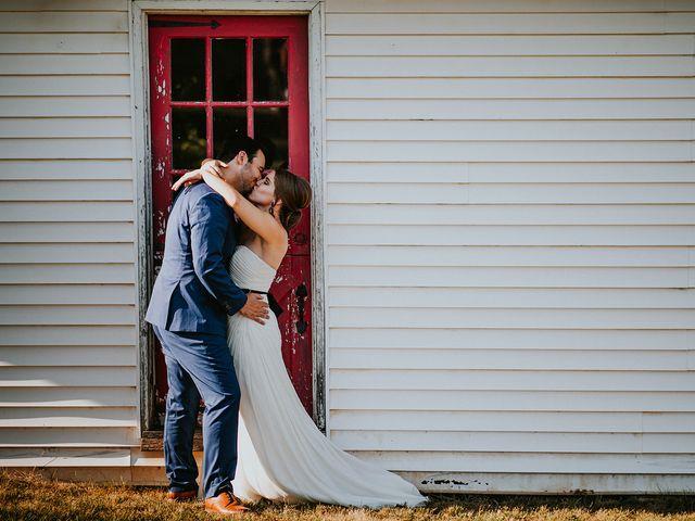 Joel and Alex's wedding in Puslinch, Ontario 12