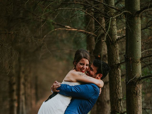 Joel and Alex's wedding in Puslinch, Ontario 14