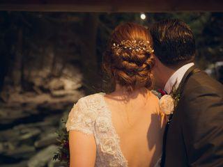 The wedding of Eduvina  and Jhonny 1
