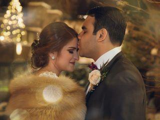 The wedding of Eduvina  and Jhonny 2