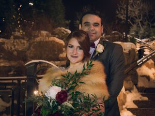 The wedding of Eduvina  and Jhonny
