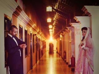 The wedding of Sahar and Mehdi 2