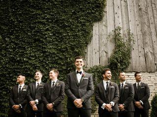 The wedding of Dejan and Julie 2