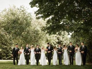 The wedding of Dejan and Julie