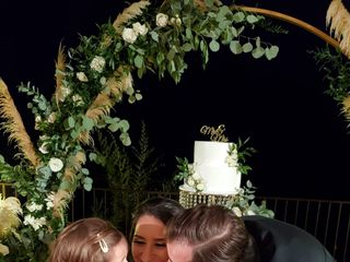 The wedding of Alessia and Michael 1