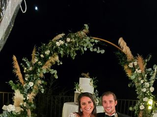 The wedding of Alessia and Michael 2