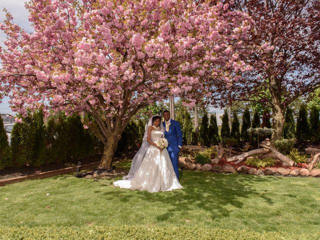 The wedding of Shana and Lemrol