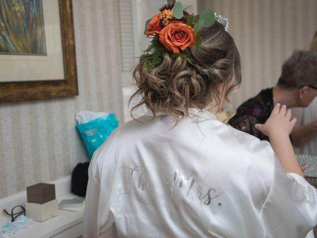 Geoff and Ashley's wedding in Lethbridge, Alberta 7