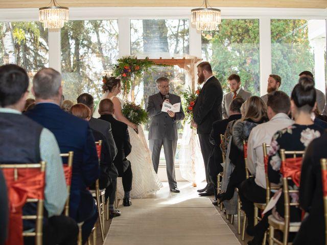 Geoff and Ashley's wedding in Lethbridge, Alberta 9