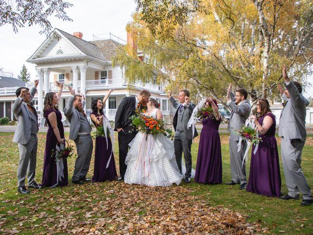 Geoff and Ashley's wedding in Lethbridge, Alberta 2