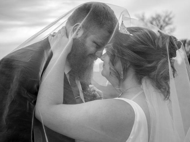 Geoff and Ashley's wedding in Lethbridge, Alberta 13