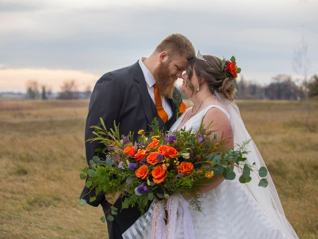 The wedding of Ashley and Geoff