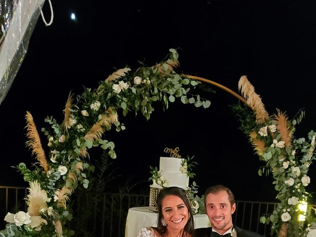 Michael and Alessia's wedding in Toronto, Ontario 4