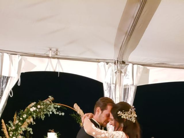 Michael and Alessia's wedding in Toronto, Ontario 8