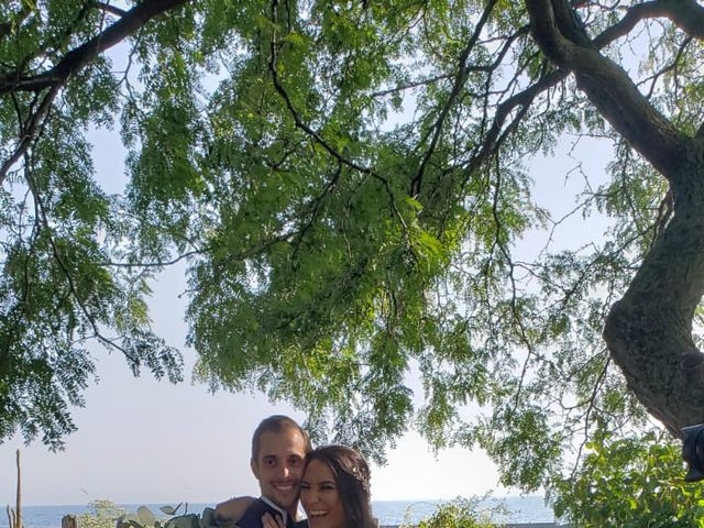Michael and Alessia's wedding in Toronto, Ontario 11