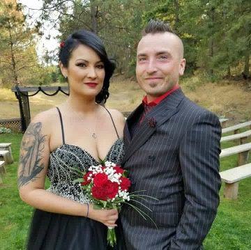Joe and Krystal 's wedding in Salmon Arm, British Columbia 4