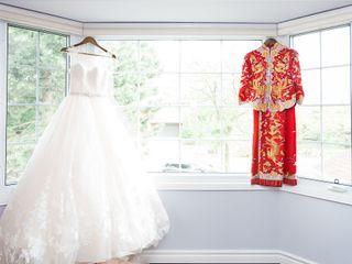 The wedding of Stephanie and Dickson 3