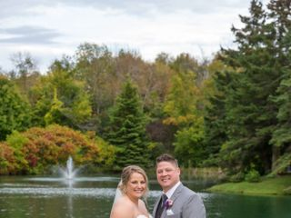 The wedding of Chrissy and Shane 1