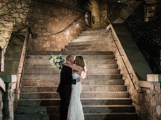The wedding of Courtney and Luke