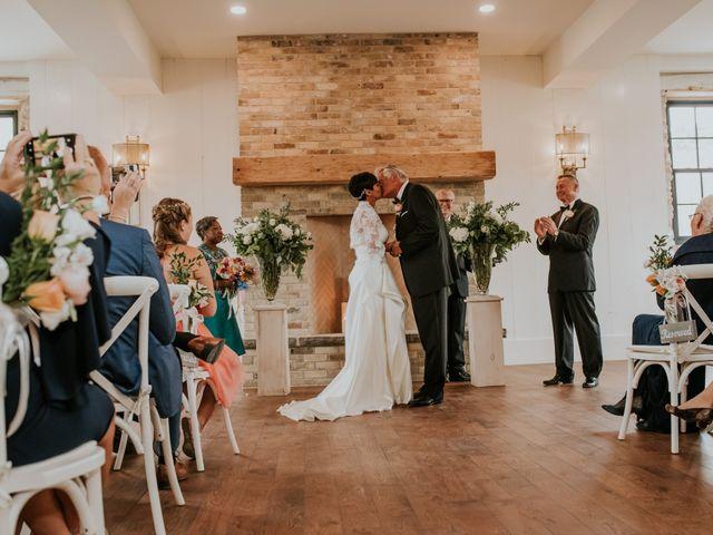 Stefan and Nicole's wedding in Elora, Ontario 4