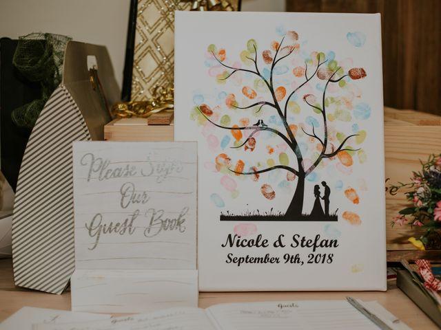 Stefan and Nicole's wedding in Elora, Ontario 9