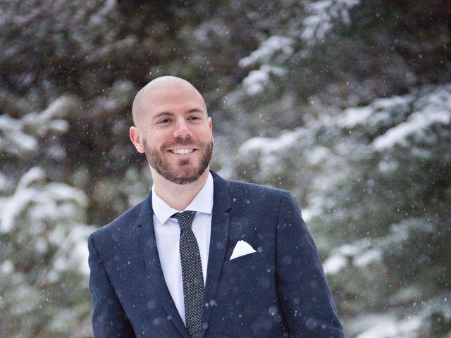 Mike and Chantal's wedding in Jasper, Alberta 11