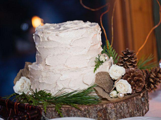 Mike and Chantal's wedding in Jasper, Alberta 15