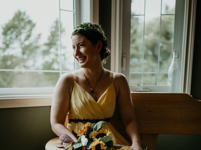 Kevin and Jacquie's wedding in Red Deer County, Alberta 16