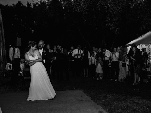 Kevin and Jacquie's wedding in Red Deer County, Alberta 101