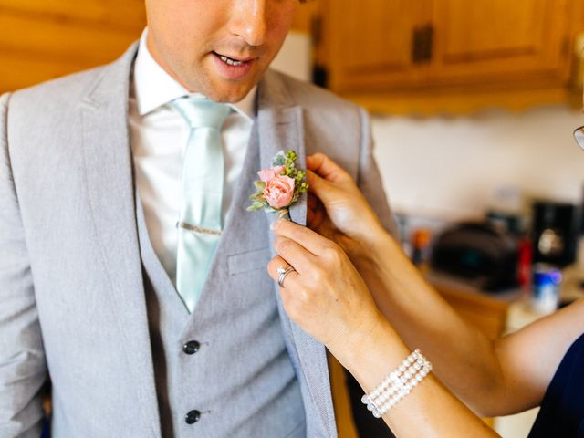 Graeme and Stephanie's wedding in Jasper, Alberta 11