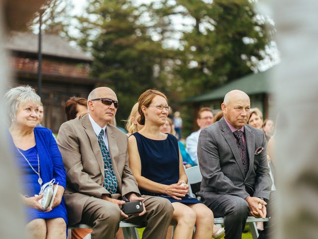Graeme and Stephanie's wedding in Jasper, Alberta 18