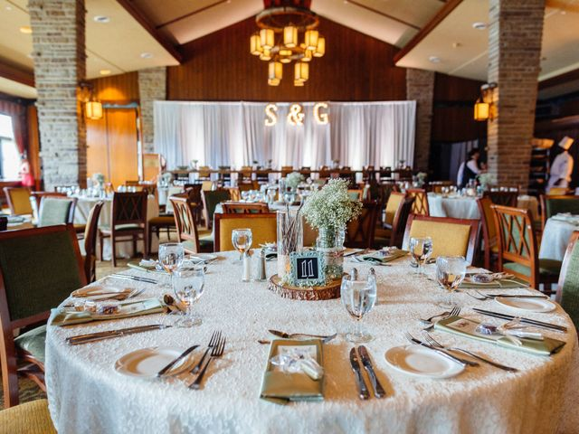 Graeme and Stephanie's wedding in Jasper, Alberta 33