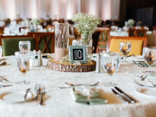 Graeme and Stephanie's wedding in Jasper, Alberta 34