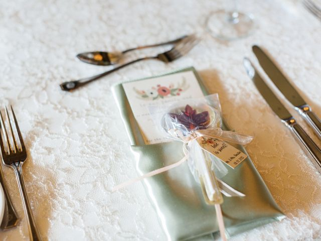 Graeme and Stephanie's wedding in Jasper, Alberta 35