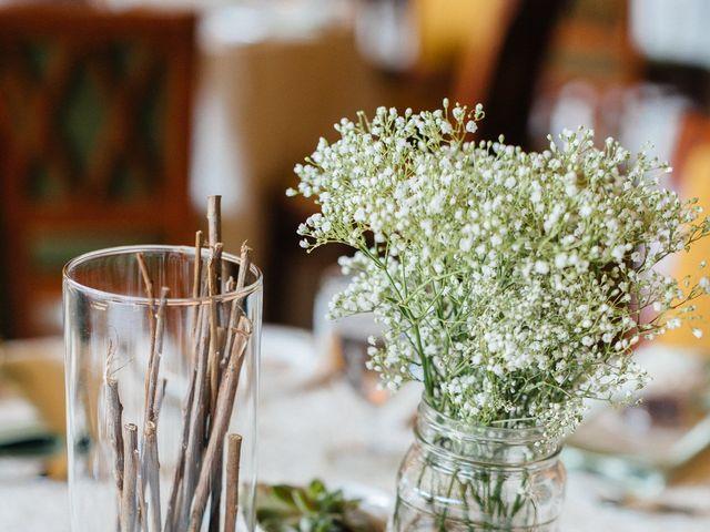 Graeme and Stephanie's wedding in Jasper, Alberta 36