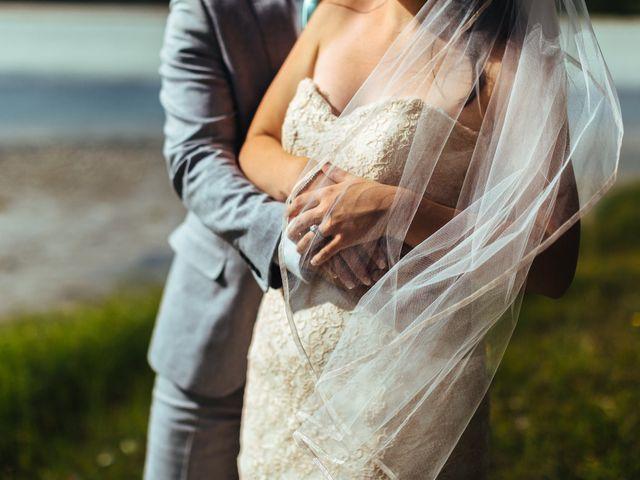 Graeme and Stephanie's wedding in Jasper, Alberta 38
