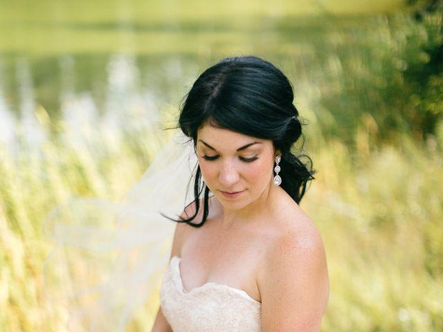 Graeme and Stephanie's wedding in Jasper, Alberta 43