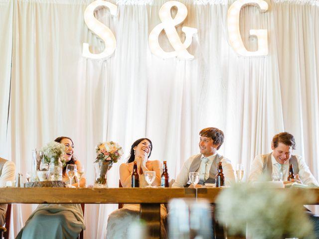 Graeme and Stephanie's wedding in Jasper, Alberta 47
