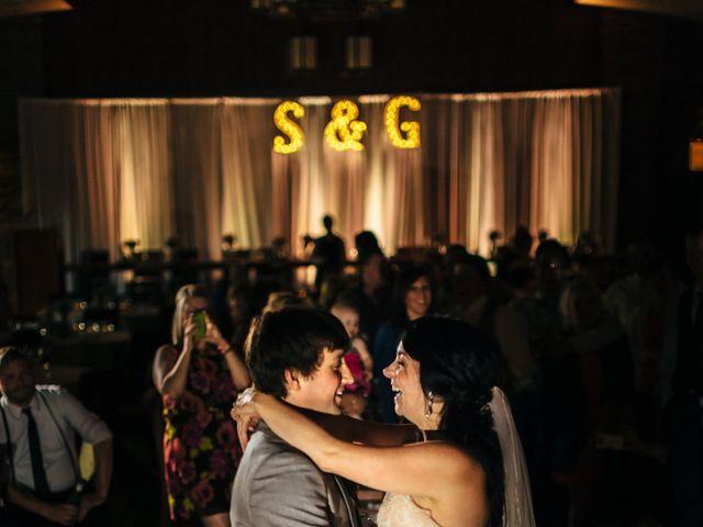 Graeme and Stephanie's wedding in Jasper, Alberta 49