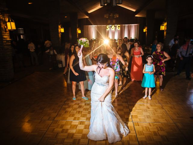 Graeme and Stephanie's wedding in Jasper, Alberta 57