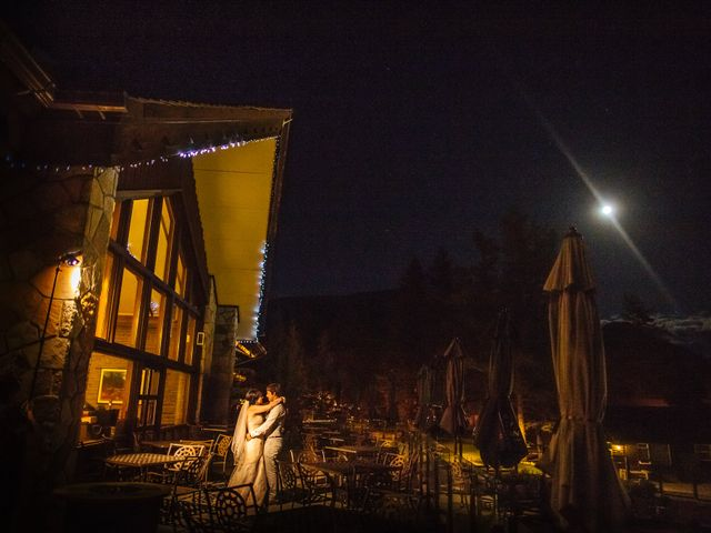 Graeme and Stephanie's wedding in Jasper, Alberta 59