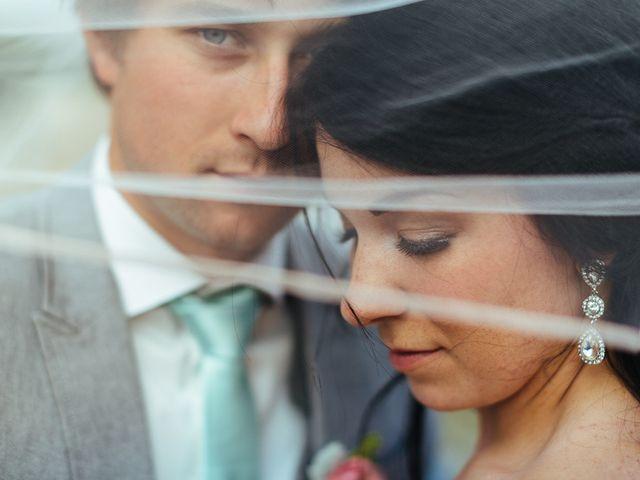 The wedding of Stephanie and Graeme