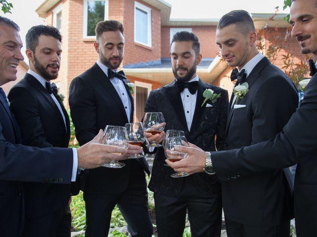 Alexander and Alesya's wedding in Toronto, Ontario 4
