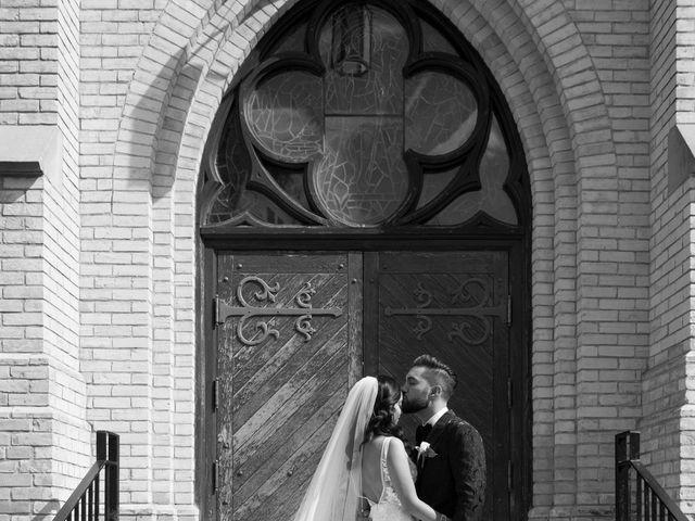 Alexander and Alesya's wedding in Toronto, Ontario 21