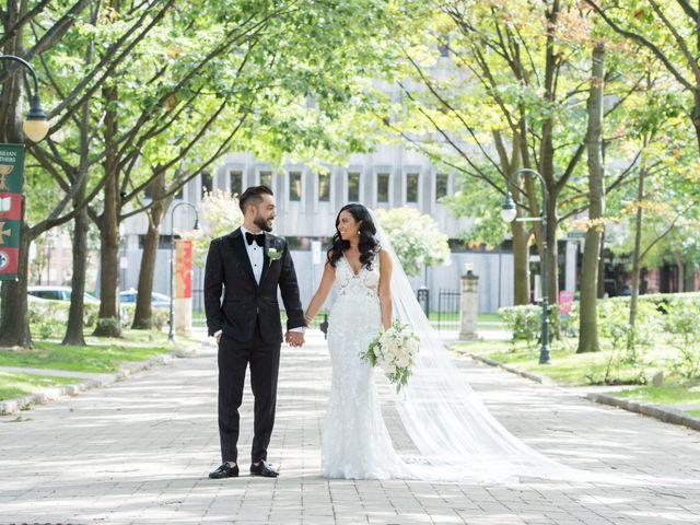 Alexander and Alesya's wedding in Toronto, Ontario 25