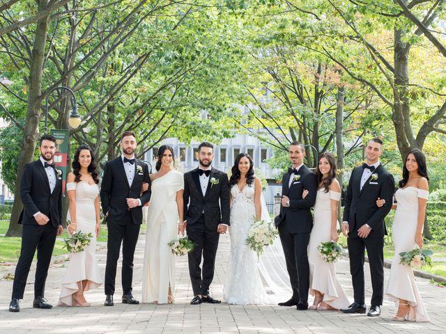 Alexander and Alesya's wedding in Toronto, Ontario 26