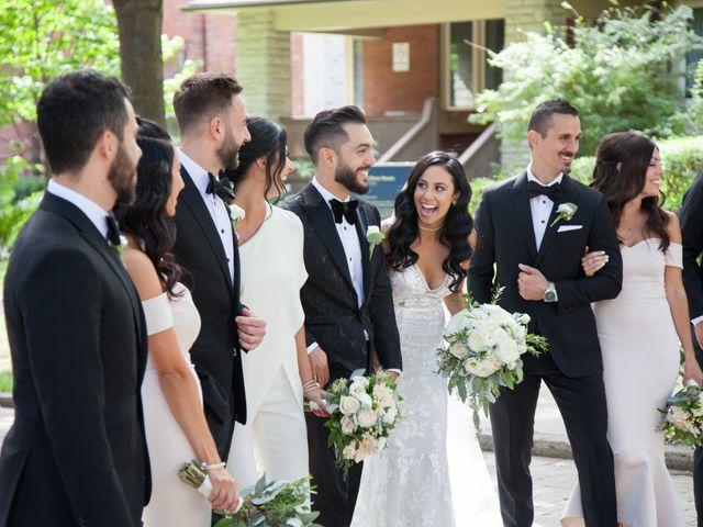 Alexander and Alesya's wedding in Toronto, Ontario 27